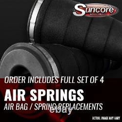 03-06 Lincoln Navigator Front & Rear Air Springs with Air Compressor Kit