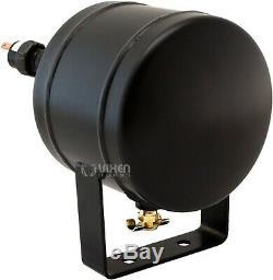 0.5 Gal Air Tank/150 Psi Compressor Onboard System Kit F/ Train Horn 12v Vxo8705