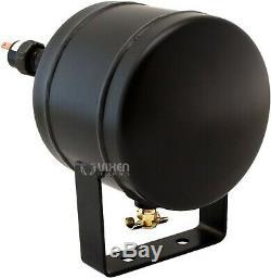 0.5 Gal Air Tank/150 Psi Compressor Onboard System Kit F/ Train Horn 12v Vxo8805