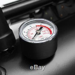 150db Car Truck Train Quad 4 Trumpet Air Horn Kit 170PSI 12V Compressor 3 Liter