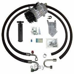 1968-72 LEMANS GTO A/C COMPRESSOR UPGRADE KIT AC Air Conditioning STAGE 1