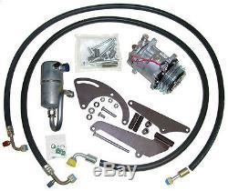 1977-1981 Camaro Sb V8 Air Conditioning Compressor Upgrade Kit A/c Ac Stage 1