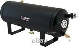 1.5 Gal Air Tank/150 Psi Compressor Onboard System Kit F/ Train Horn 12v Vxo8815
