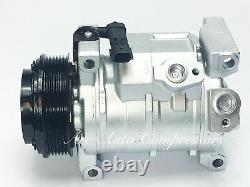 2008-2010 Chrysler Town & Country 3.3L / 3.8L With Rear Air A/C Compressor Kit