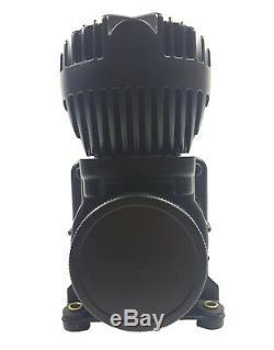 3P AirLift Pressure Management 27685 3/8 Air Line 580 Blk Air Compressor & Tank