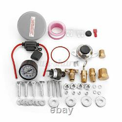 3 GAL Air tank And 200 PSI Compressor System For Train Horn Car System Kit 12V