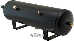 3 Gal Air Tank/200 Psi Compressor Onboard System Kit For Train Horn 12v Vxo8330
