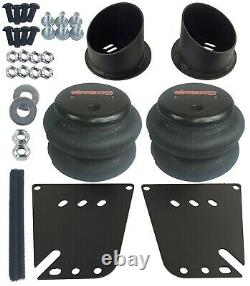 3 Preset Pressure Complete Air Ride Suspension Kit GM Cars 58-64 Impala Manifold
