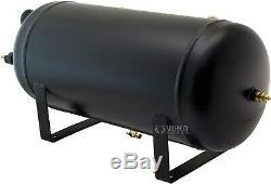 5 Gal Air Tank/200 Psi Compressor Onboard System Kit For Train Horn 12v Vxo8350