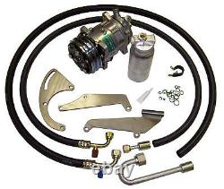 72 CHEVY GMC TRUCK SB V8 A/C COMPRESSOR UPGRADE KIT AC Air Conditioning STAGE 1