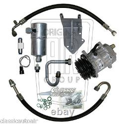 74-76 FIREBIRD A/C COMPRESSOR UPGRADE KIT STAGE 1 Air Conditioning AC 134a