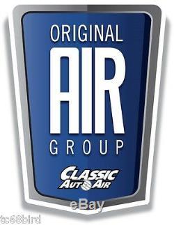 77-81 Firebird Pontiac V8 A/C Compressor Upgrade Kit Stage 1 Air Conditioning AC