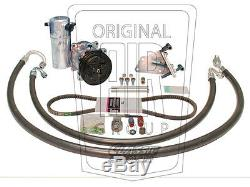 86-87 Firebird Camaro A/C Compressor Upgrade Kit STAGE 1 Air Conditioning AC