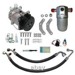 91-93 CHEVY GMC TRUCK V8 A/C COMPRESSOR UPGRADE KIT AC Air Conditioning STAGE 1