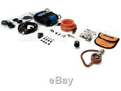 ARB 12V Twin Air Compressor, E-Z Tire Deflator & Pump Up Kit New