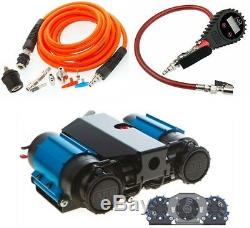 ARB 12 Volt Twin Air Compressor & Tire Inflation Kit & Digital Tire Inflator