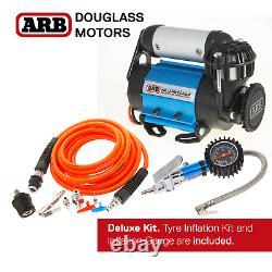 ARB High Flow Air Compressor (12v) & Deluxe Tyre Inflation Kit CKMA12 DA4190