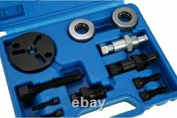 A/C Compressor Clutch Remover Kit Puller Car Auto Air Conditioning Repair Tool