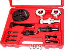 A/c Compressor Clutch Remover Kit Installer Puller Auto Air Conditioner Tool