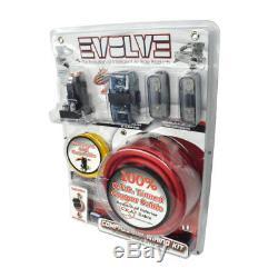 Accuair endo-vt e-level airmaxxx black 580 dual pack air compressors wiring kit