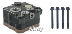 Air Brake Compressor Cylinder Head With Plate Kit for Detroit / BA921 / DDC S60