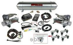 Air Lift Performance 3P 27680 1/4 3P Package Airmaxxx 480 Compressor Harness