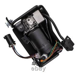 Air Suspension Compressor & Rear Shock Kit For Chevy GMC Cadillac Z55 Autoride