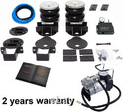Air Suspension KIT with Compressor for VW CRAFTER 2017-2020 4000kg
