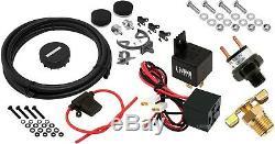 Air Suspension Kit/System for Truck/Car Bag/Ride/Lift, 200psi Compressor, 5G Tank