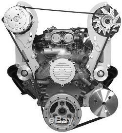 Alan Grove 92-96 Chevy Camaro LT-1 AC Air Compressor Alternator Bracket Kit 303