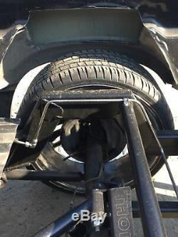 C Notch Kit 1 Piece 2x4 Weld In Custom Bagged Air Ride S10 C10 Silverado Truck