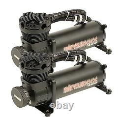 Complete 3 Preset Pressure Level Ride Air Suspension Kit 63-72 C10 480 airmaxxx