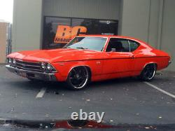 Complete Air Ride Suspension Kit 1964 1972 Chevelle LEVEL 1 1/4 BCFAB