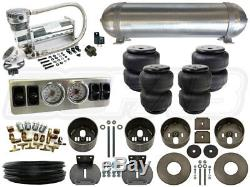 Complete Air Ride Suspension Kit 1965-1970 Cadillac DeVille LEVEL 1 1/4