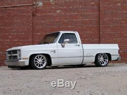 Complete Air Ride Suspension Kit 1973-1987 Chevrolet C10 LEVEL 4 with AccuAir