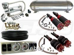 Complete Air Suspension Kit 2008-2012 Honda Accord, TL, TSX LEVEL 1