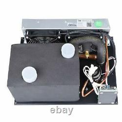 DC 12V 450W Micro Air Conditioner Kit, Car or cabin Aircon with Rotary Compressor