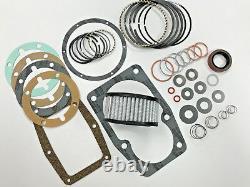 Dayton Speedaire 3z180 Rebuild Kit Includes Rings, Gaskets, Valve Rebuild Parts