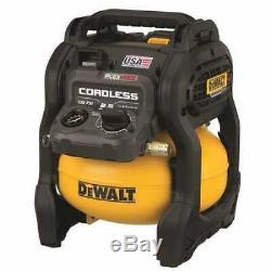 Dewalt-DCC2560T1 60V MAX 2.5 Gal Cordless Air Compressor Kit