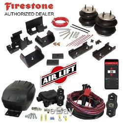 Firestone Ride Rite Air Bags AirLift Wireless Compressor for Dodge Ram 2500 3500