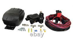 Firestone Ride-Rite Air Bags + Airlift Compressor 2011-20 Chevy/GMC 2500HD 3500