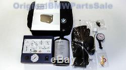 Genuine BMW Tire Mobility Set with Air Compressor Tyres Repair Kit 1 3 5 7 X5 X6