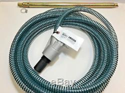 Graffiti Removal Wet Sandblaster Kit Industrial Pressure Washer 5500 Max Psi