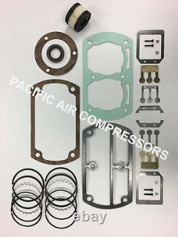 Ingersoll-rand Ir Air Compressor Rebuild Kit Parts Model Ss3 Type 30