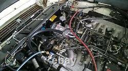 Jaguar V12 XJS / XJ Air Conditioning up-grade Kit -Sanden compressor + ancil's