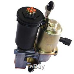 Lincoln Town Car 1998-2002 Rear Air Suspension Kit with Compressor & Solenoids