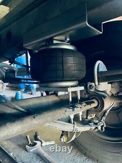 Mercedes Sprinter air suspension kit (NEWEST TECHNOLOGY) + Compressor 2006-2018
