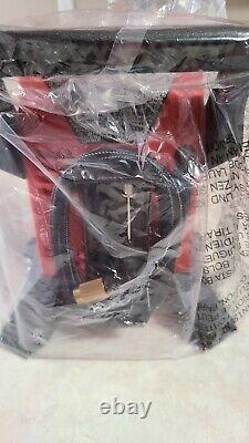 NEW Milwaukee M12 Inflator 2475-20 Cordless + 4.0Ah Battery Charger Kit Fuel Bag