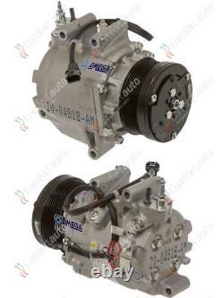 New AC A/C Compressor Kit, Fits 2006 07 08 09 10 2011 Honda Civic L4 1.8L Sedan