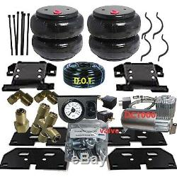 No Drill Tow Assist Kit On Board Air Management 2003-13 Dodge Ram 2500 3500DC100